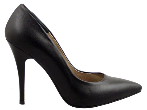 Изчистен модел елегантни дамски обувки 423ch