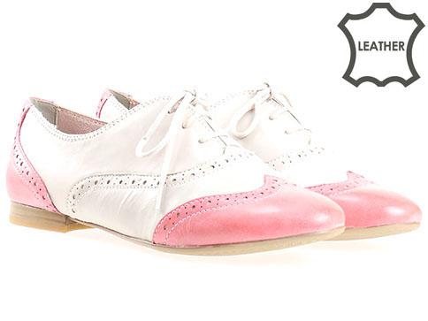 Удобни дамски обувки от Tamaris, изработени от 100% естествена кожа 123206brz