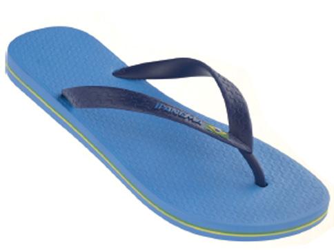 Мъжки джапанки в синьо и тъмно синьо- IPANEMA 8041522545