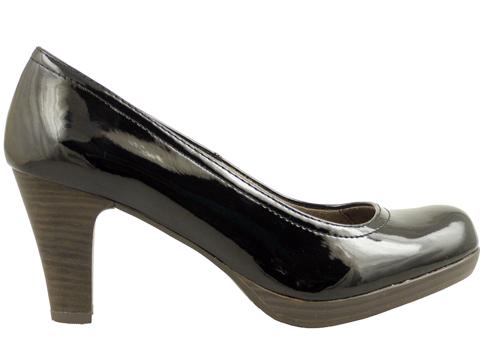 Класически модел немски комфортни обувки Tamaris с удобна платформа 1122435lch