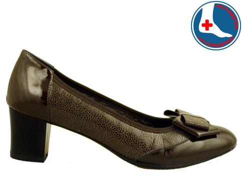 Лимитирана серия анатомични дамски обувки Naturelle с ефектна визия z1209tk