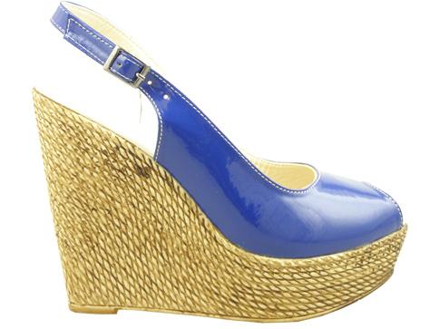 Модерни дамски сандали с удобна платформа и изчистена визия 551949ls