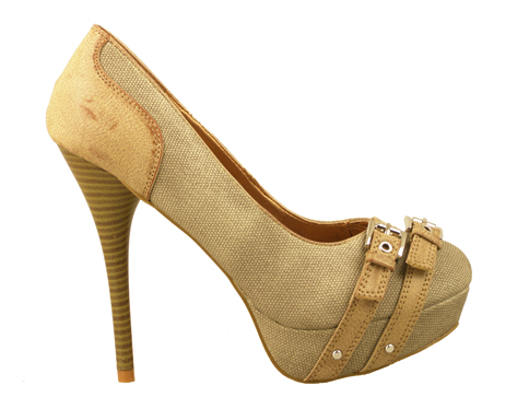 Елегантни обувки на висок ток с две катарами 2221246bj