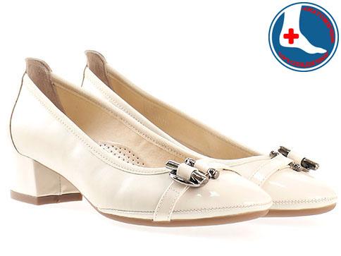 Дамски обувки Naturelle, 100% естествена кожа, анатомични с ортопедична стелка z695702bj