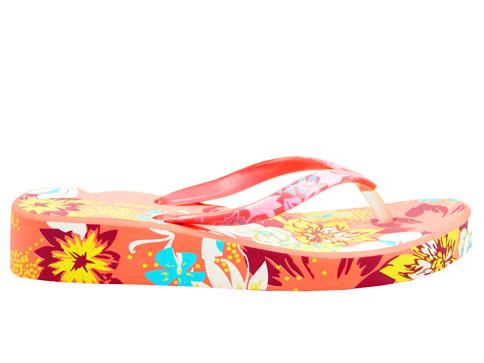 Детски джапанки с каишка междупръстите в свежа цветова гама 8943-35o