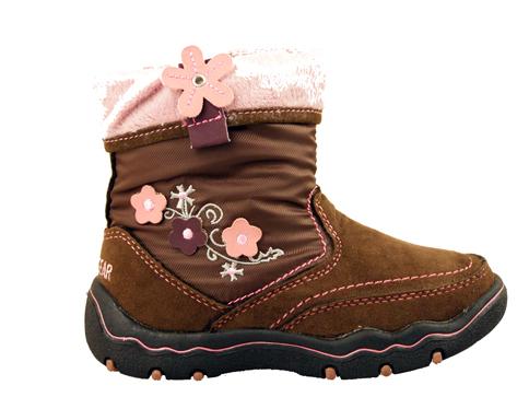 Детски ботушки, изработени от висококачествен непромокаем текстил 913080100l