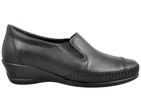 Ортопедични дамски обувки Naturelle тип мокасина с ластици z7069ch