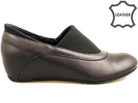Дамски обувки изработени от естествена кожа 344ch