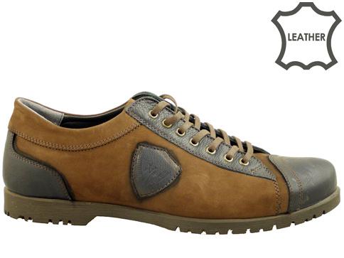 Оригинални мъжки обувки с модерен италиански дизайн 1401sk
