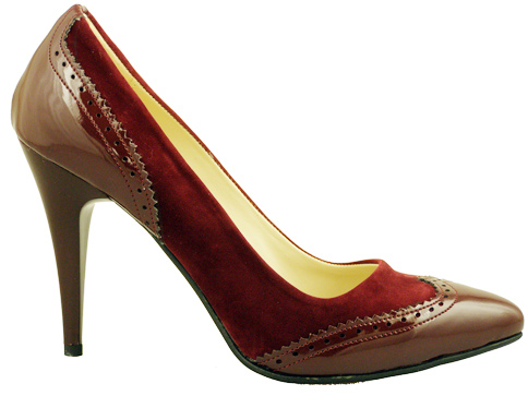 Иновативен модел дамски елегантни обувки  1517nbd