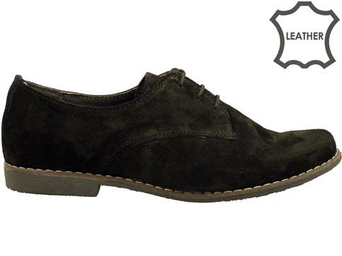 Ежедневни дамски обувки с връзки, произведени в България 18314004vch