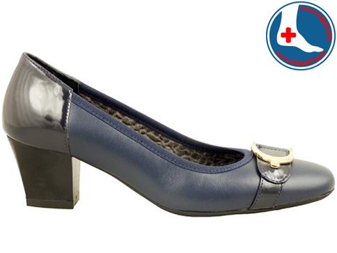 Анатомични дамски обувки с иновативната визия z07602s