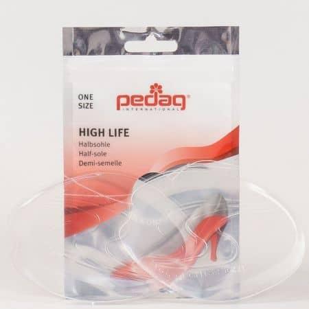 Силиконова подложка за обувки на висок ток Pedag HIGH LIFE p-171