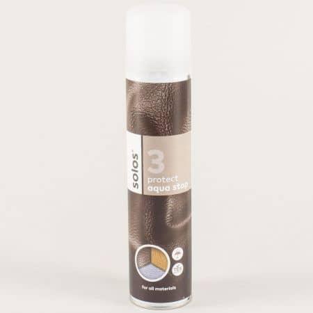 Спрей за защита от влага и замърсявания SOLOS AQUA STOP p-3733