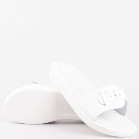 Дамски ортопедични чехли с бодлички s114b