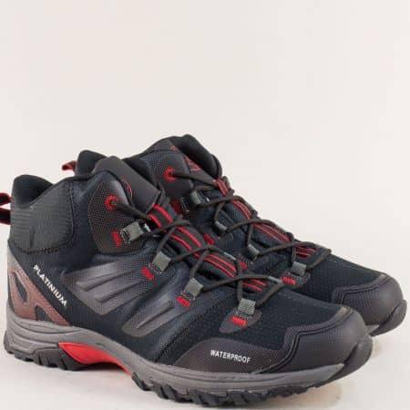 Спортни мъжки зимни обувки v82059-45chchv