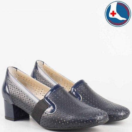 Анатомични дамски обувки Naturelle, изцяло от висококачествена естествена кожа z7082s