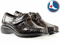 Aнатомични дамски обувки с лепенка Naturelle z92klkk